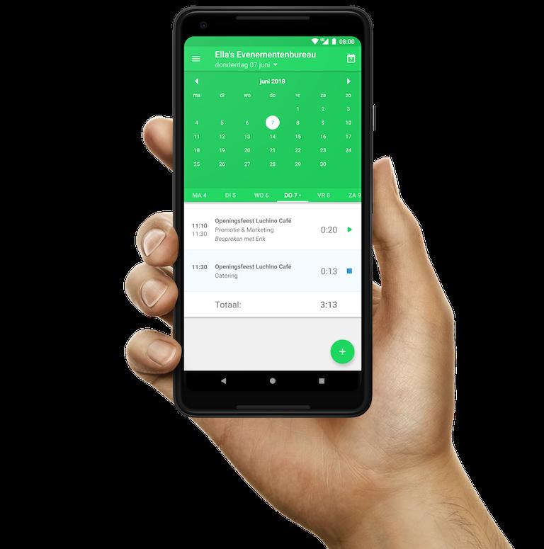 Ontdek de voordelen van de urenregistratie-app van Keeping